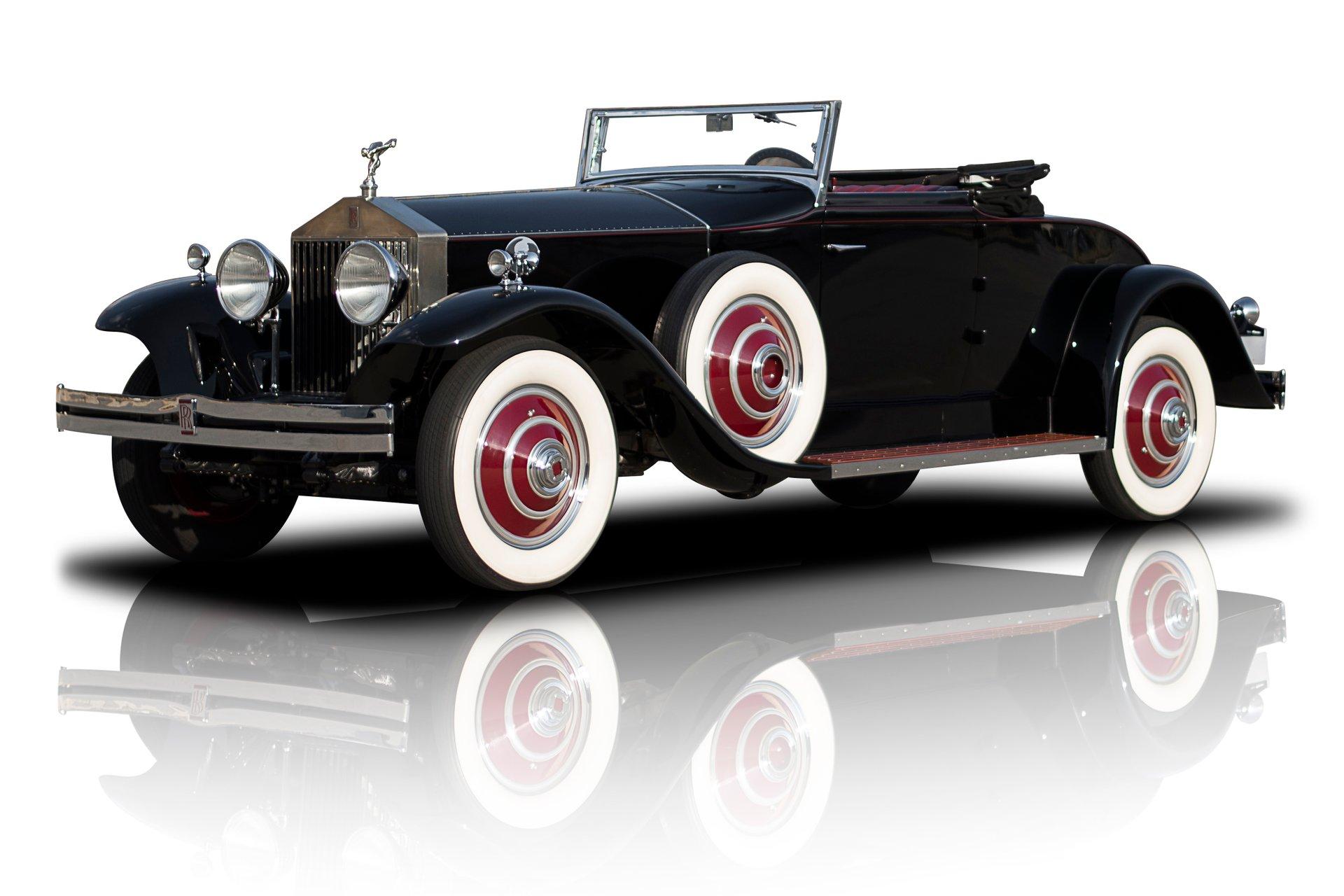 1927 rolls royce phantom