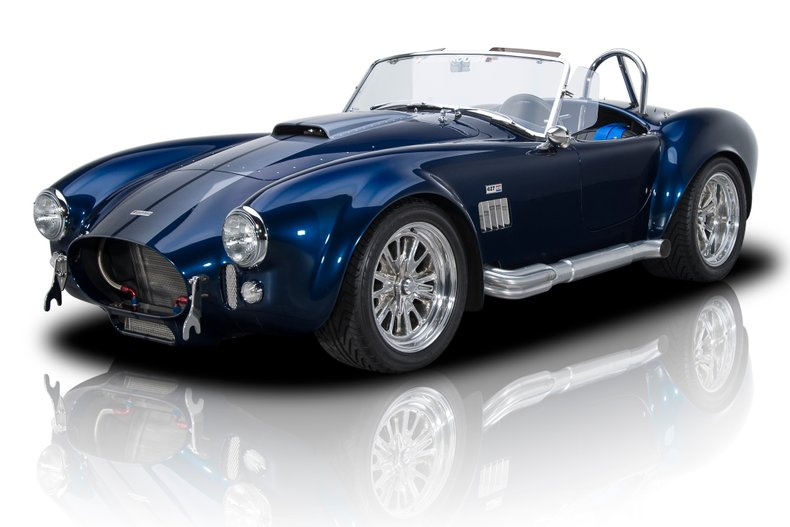 For Sale 2006 Superformance Shelby Cobra