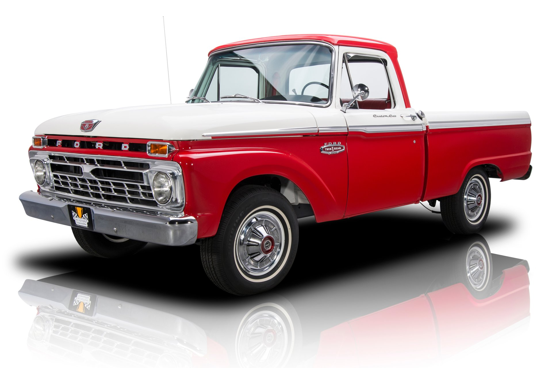 [FPWZ_2684]  135895 1966 Ford F100 RK Motors Classic Cars and Muscle Cars for Sale | 1966 Ford Pick Up Alternator Wiring Diagram |  | RK Motors
