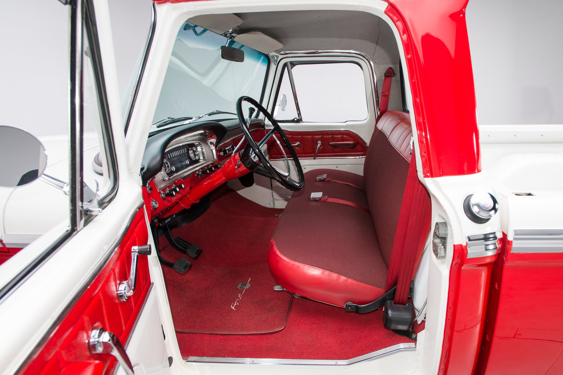 Cool 135895 1966 Ford F100 Rk Motors Classic Cars For Sale Dailytribune Chair Design For Home Dailytribuneorg