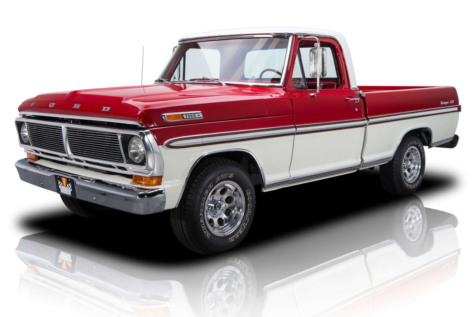 135903 1970 ford f100 rk motors classic cars for sale. Black Bedroom Furniture Sets. Home Design Ideas