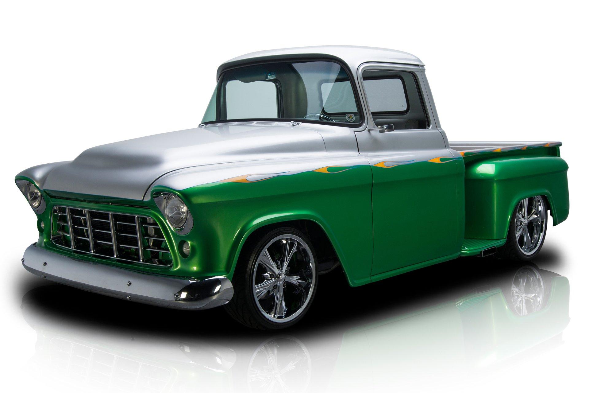 1956 chevrolet 3100 pickup truck