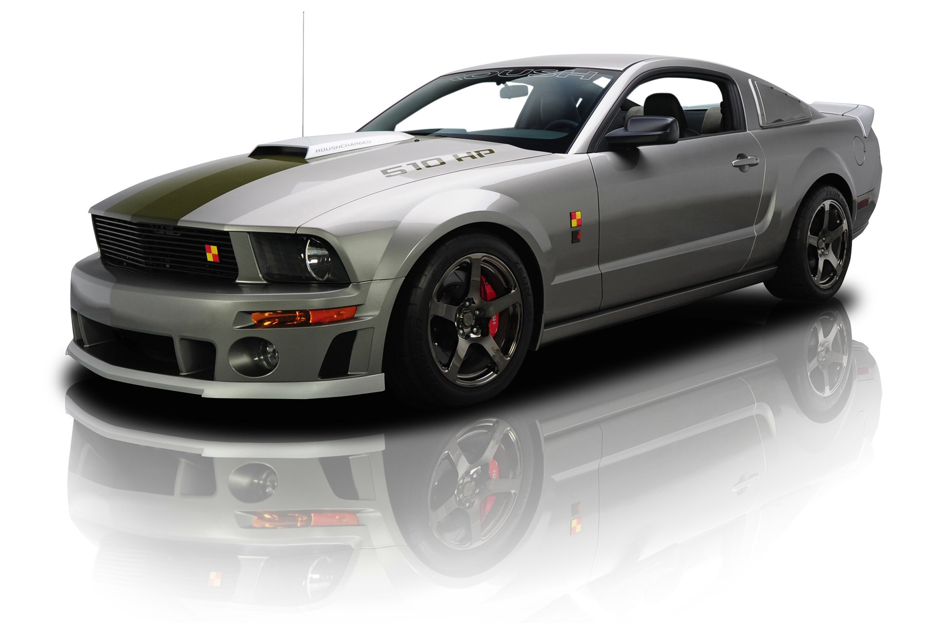 2009 ford mustang p 51b