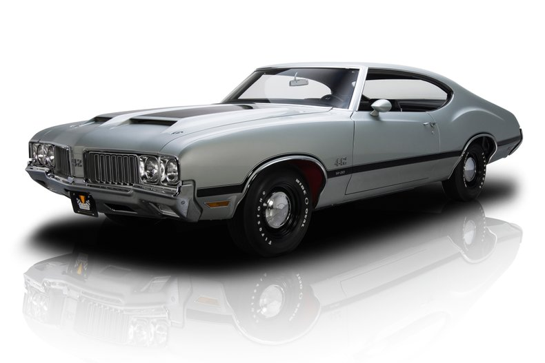 For Sale 1970 Oldsmobile 442