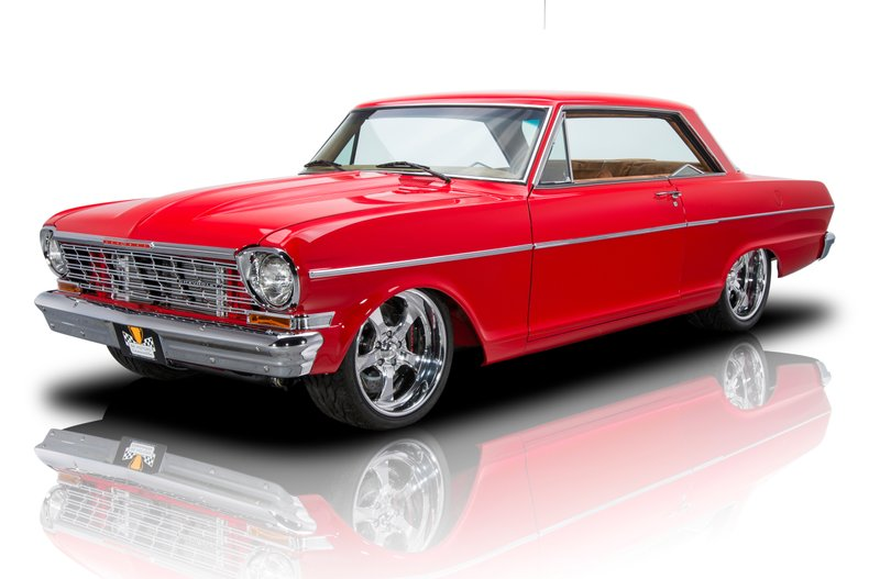 For Sale 1964 Chevrolet Nova