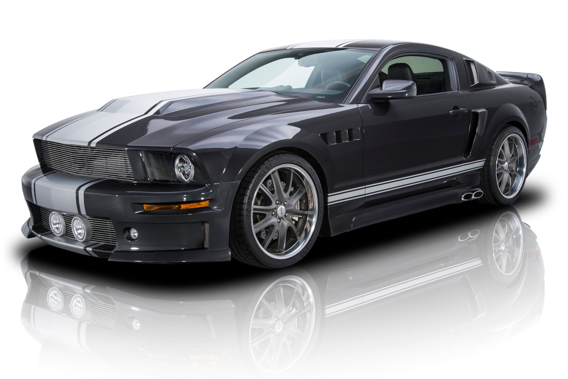 2007 ford mustang eleanor gt