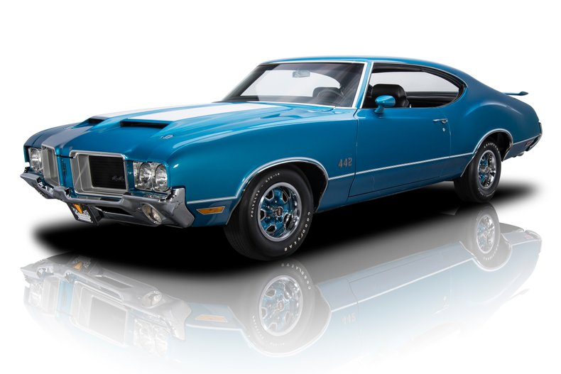 For Sale 1971 Oldsmobile 442