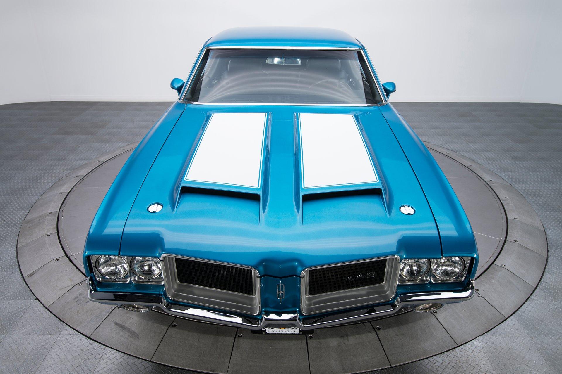 135951 1971 Oldsmobile 442 RK Motors Classic Cars for Sale