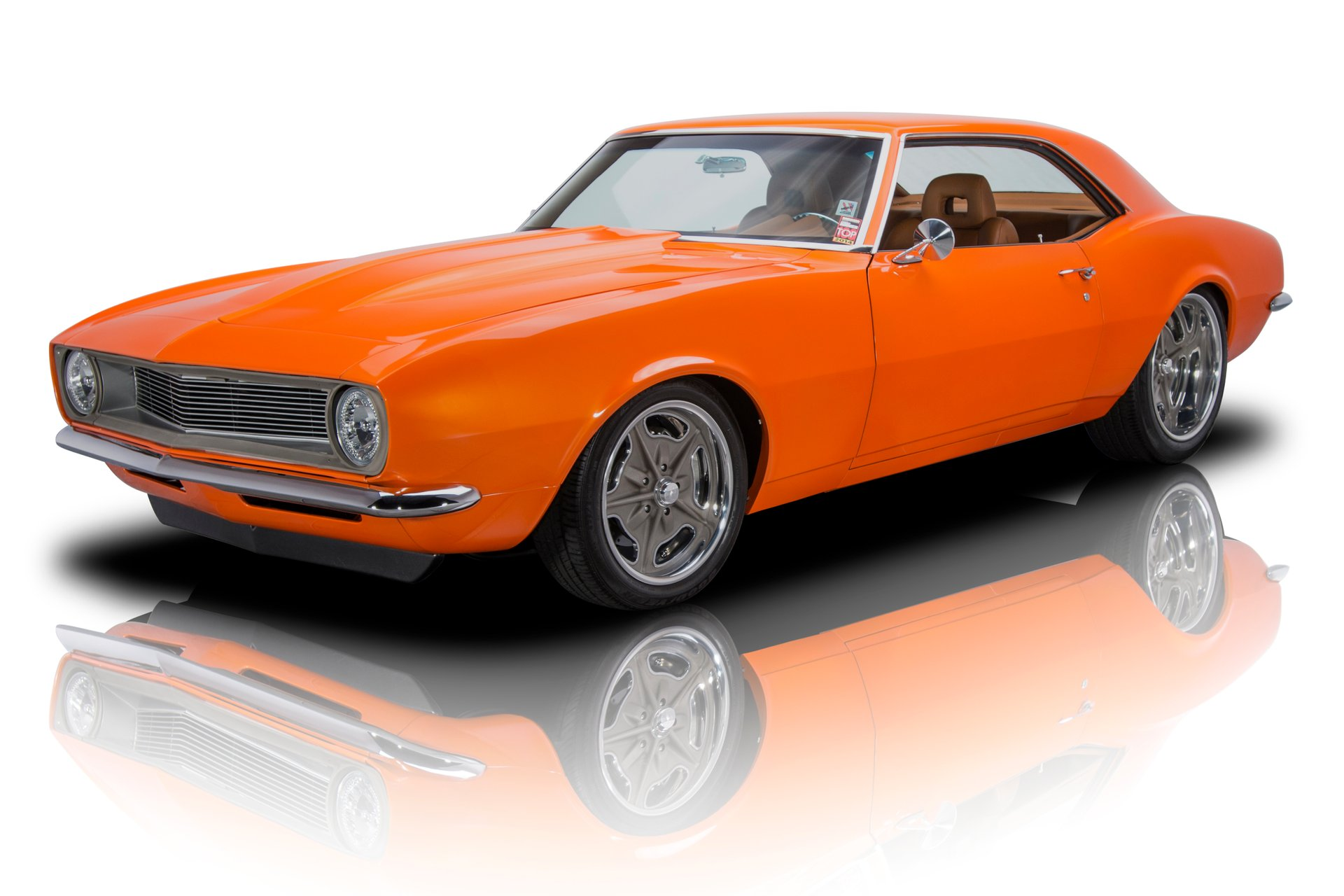 1968 Chevrolet Camaro RK Motors Classic Cars for Sale