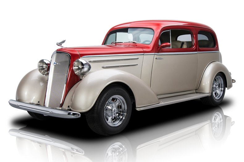 For Sale 1935 Chevrolet Master