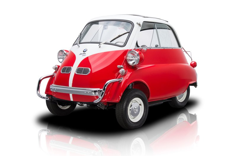 For Sale 1958 BMW Isetta