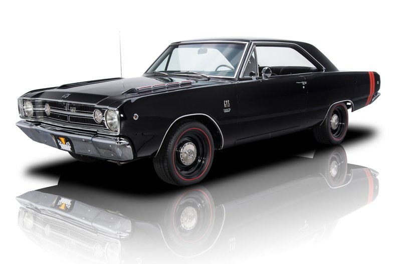 For Sale 1968 Dodge Dart