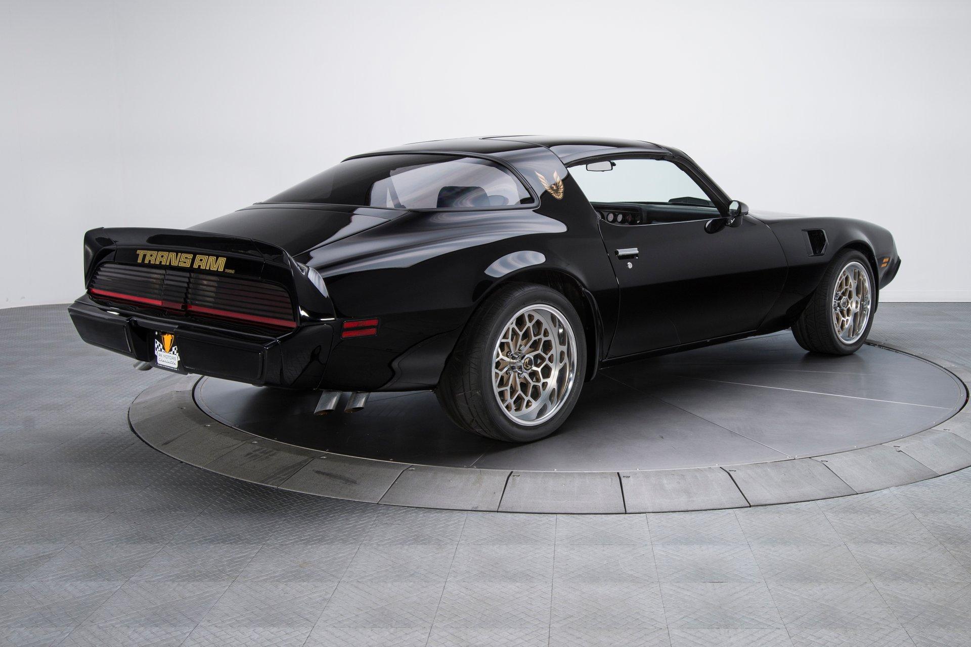 135986 1980 Pontiac Firebird Rk Motors Classic Cars For Sale