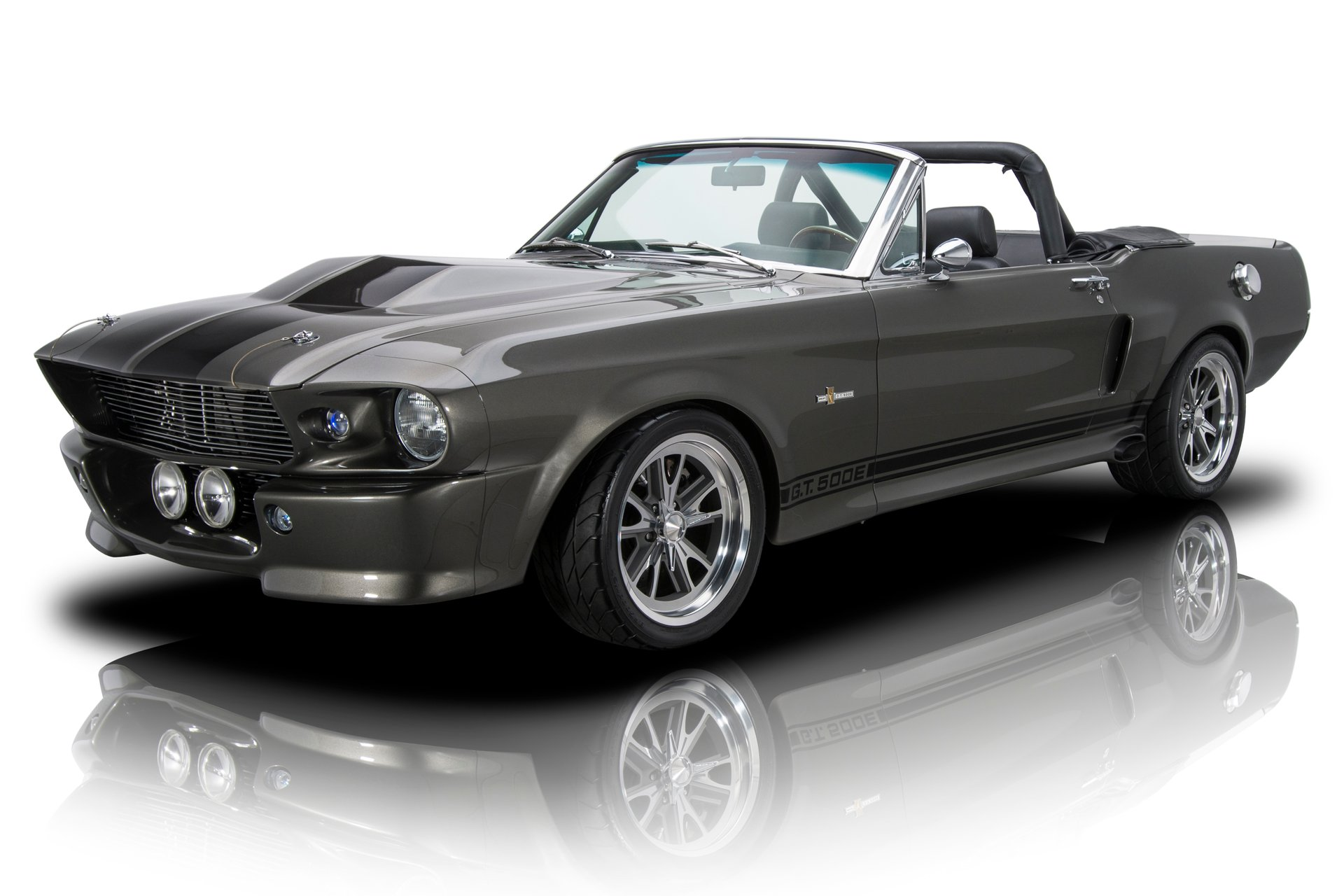 1967 ford mustang shelby gt500e eleanor