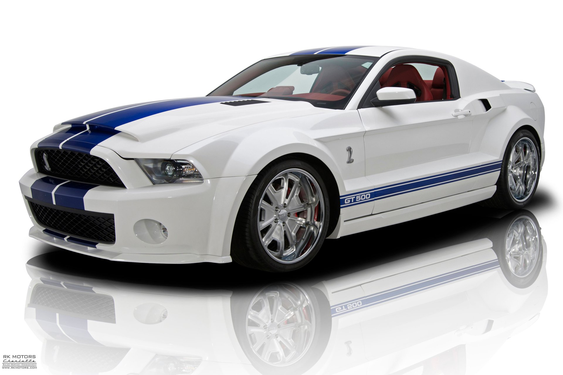 Galpin auto sports 750hp shelby gt500 fastback widebody 1000 watt mcintosh