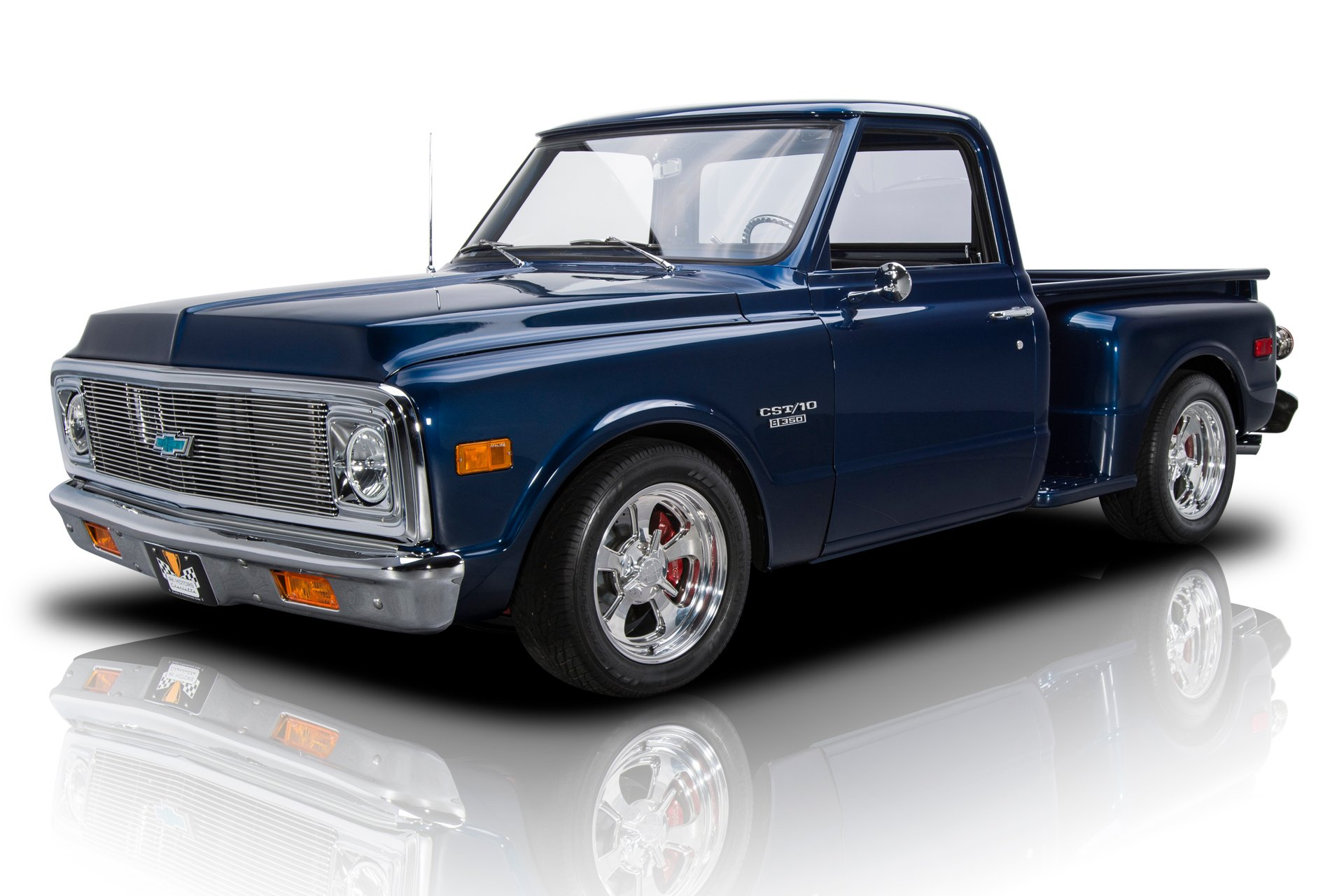 1969 Chevrolet C10 RK Motors Classic Cars for Sale