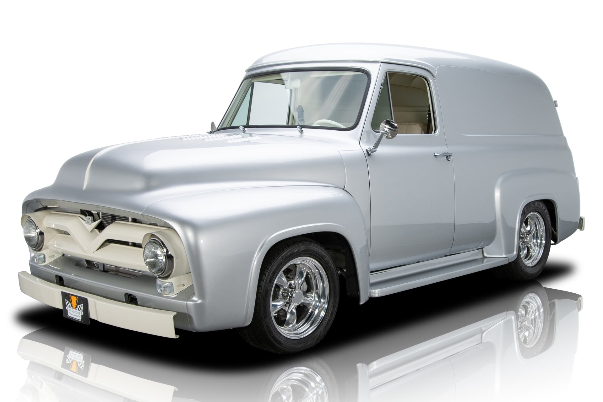136002 1955 Ford F100 RK Motors Classic Cars for Sale