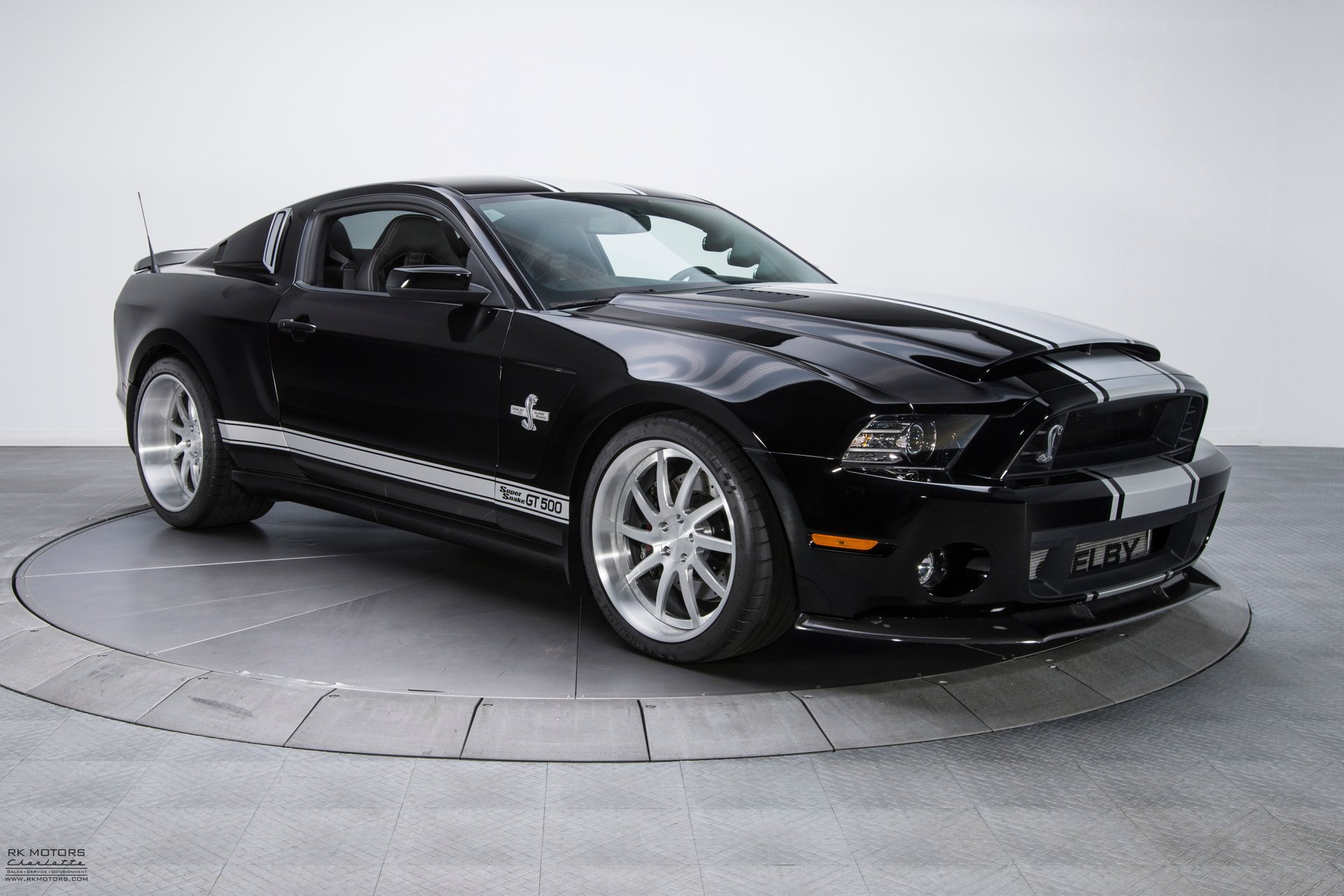 136020 2013 Ford Shelby Mustang Rk Motors Classic Cars For Sale