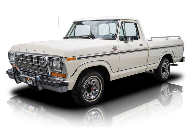 For Sale 1979 Ford F100