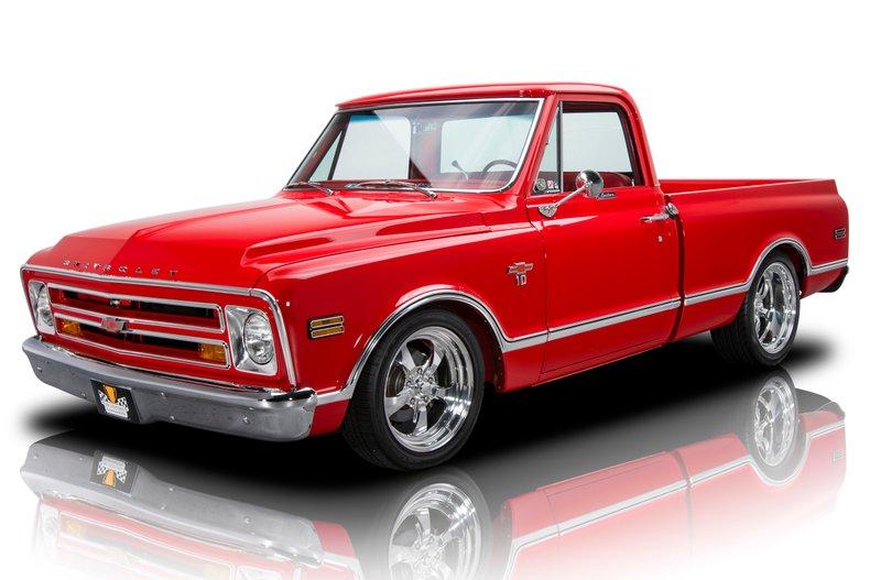 For Sale 1968 Chevrolet C10 Pickup Truck