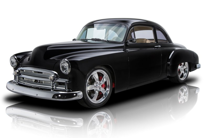 For Sale 1950 Chevrolet Styleline