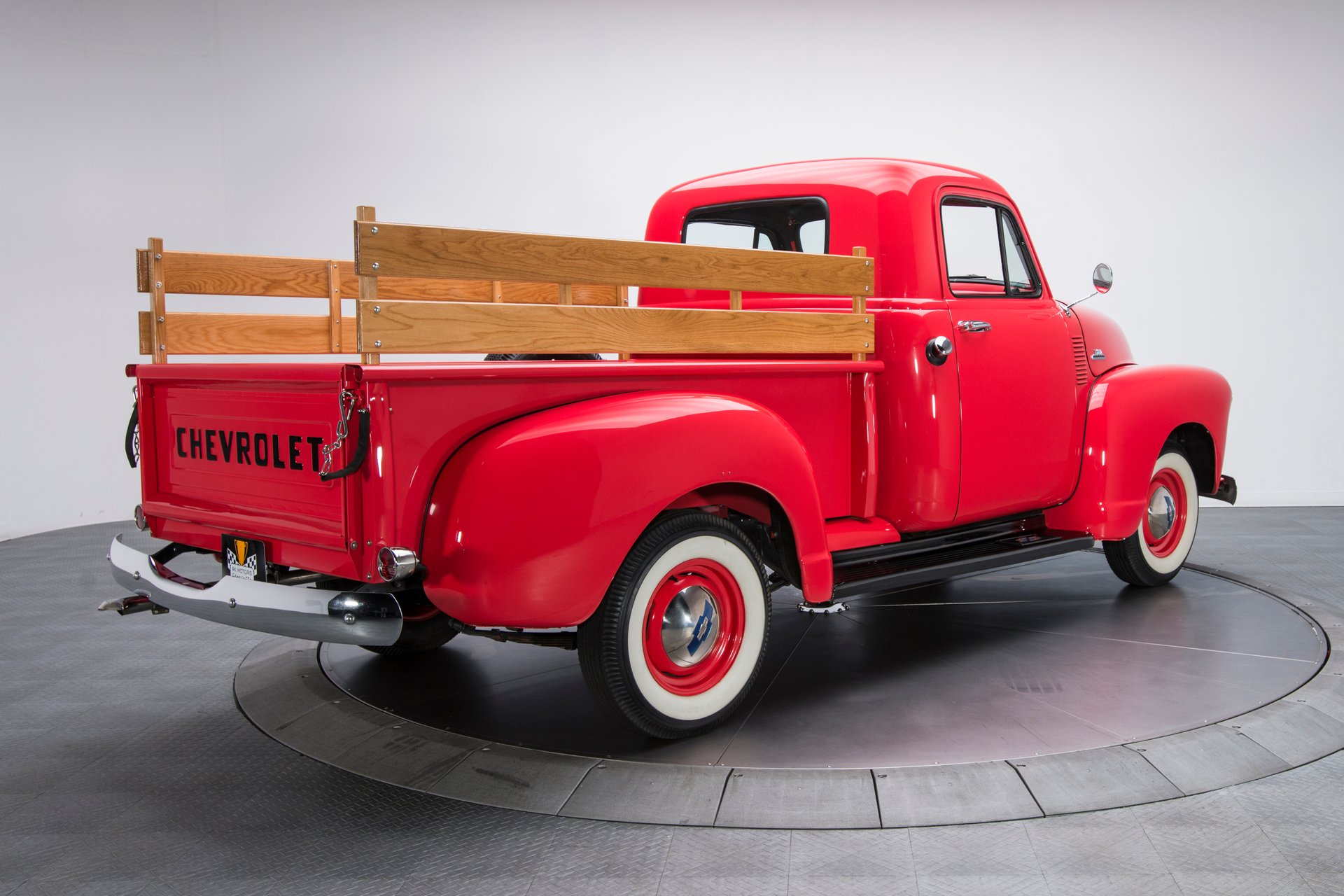 136046 1954 Chevrolet 3100 Pickup Truck Rk Motors Classic Cars For Sale