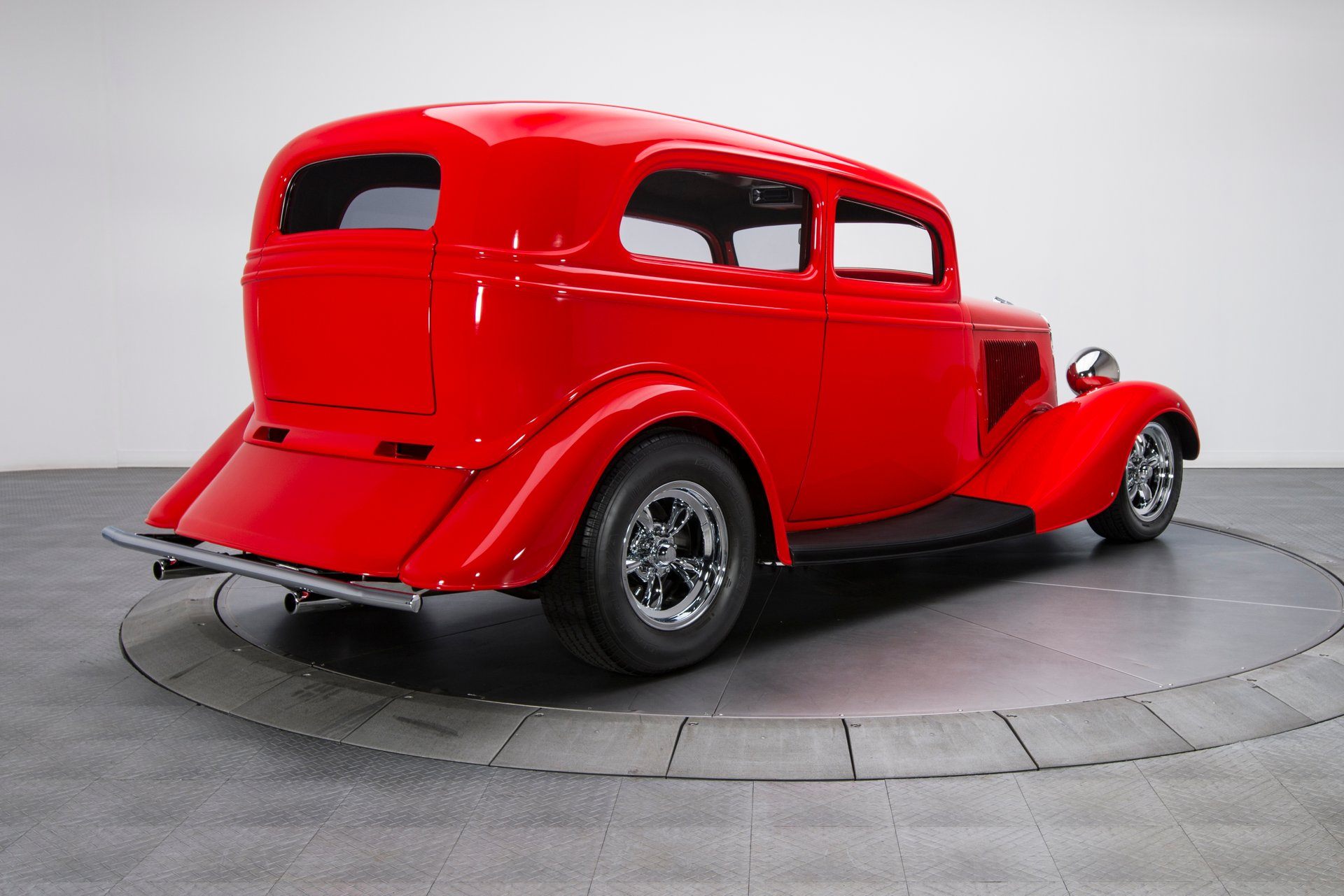 136047 1934 Ford Tudor RK Motors Classic Cars for Sale