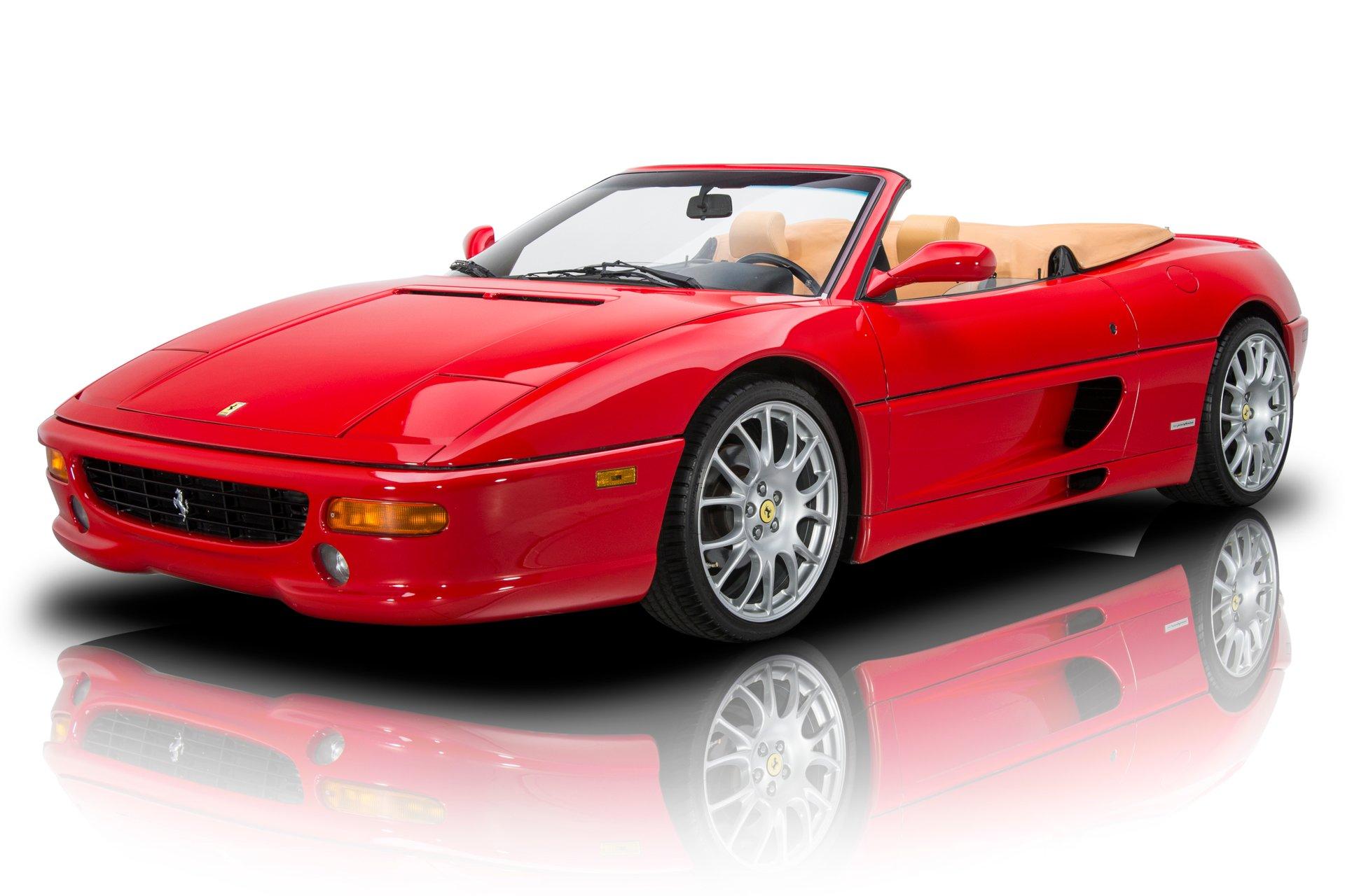 1997 ferrari f 355