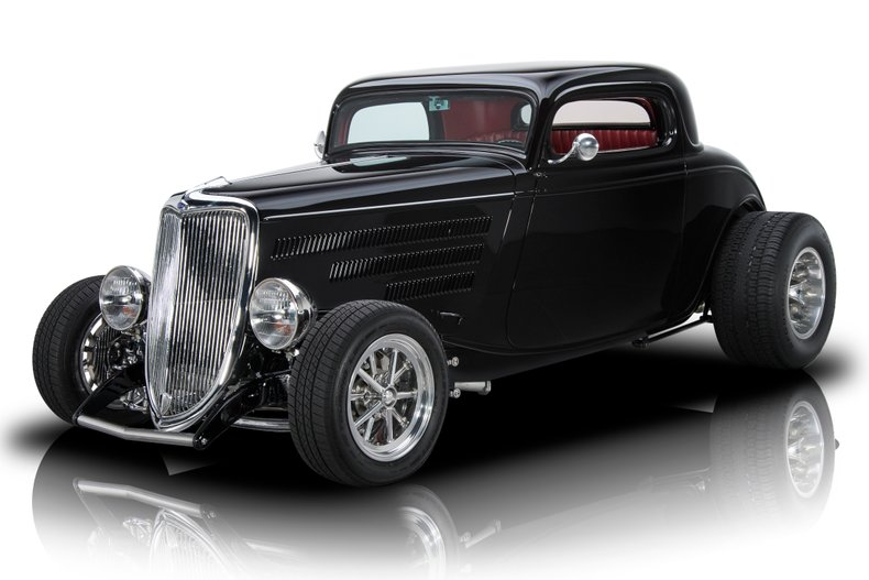For Sale 1934 Ford Coupe