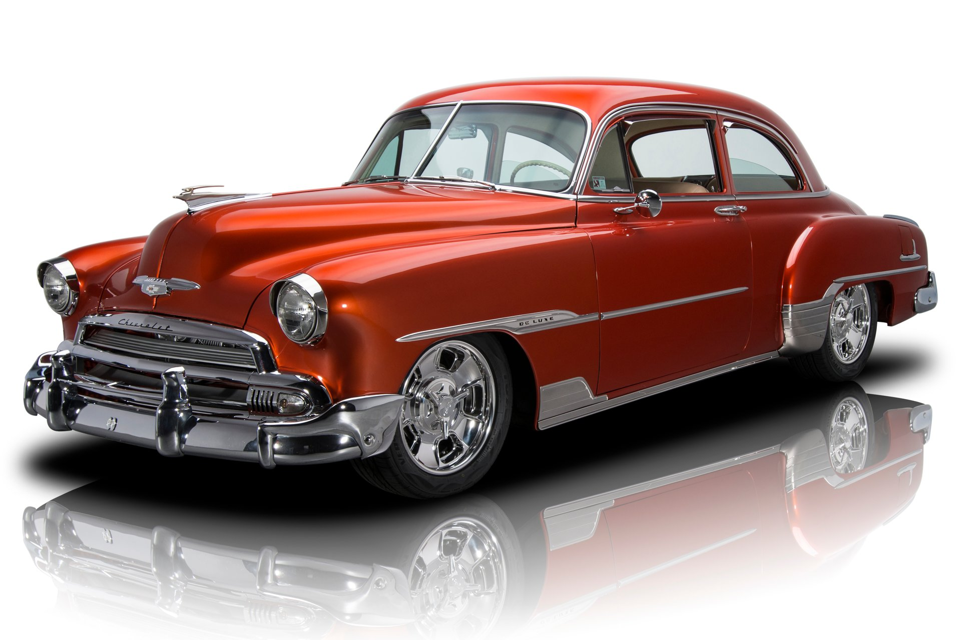 1951 Chevrolet Styleline RK Motors Classic Cars for Sale