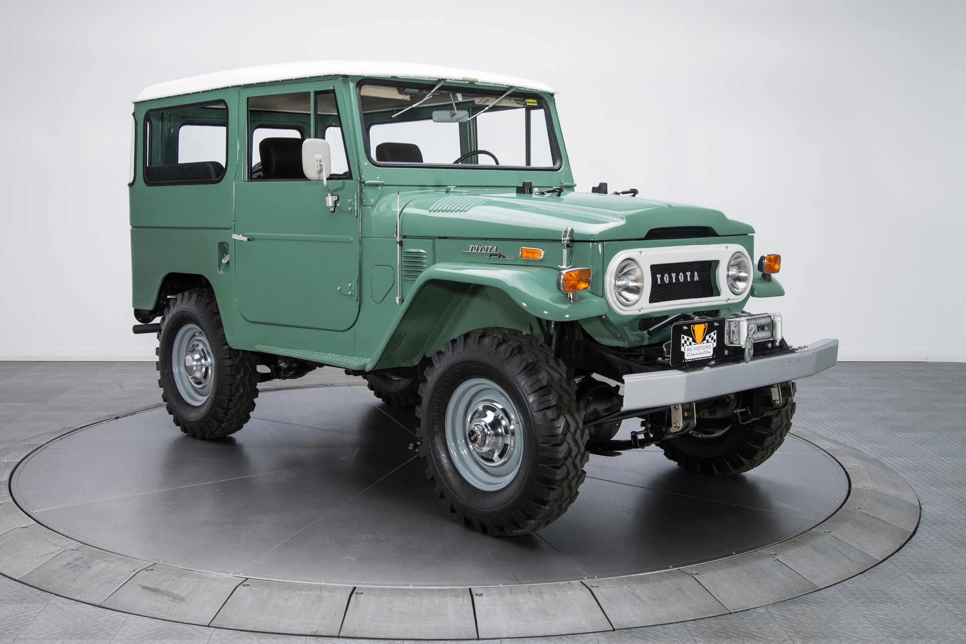 136081 1973 Toyota Land Cruiser RK Motors Classic Cars for Sale