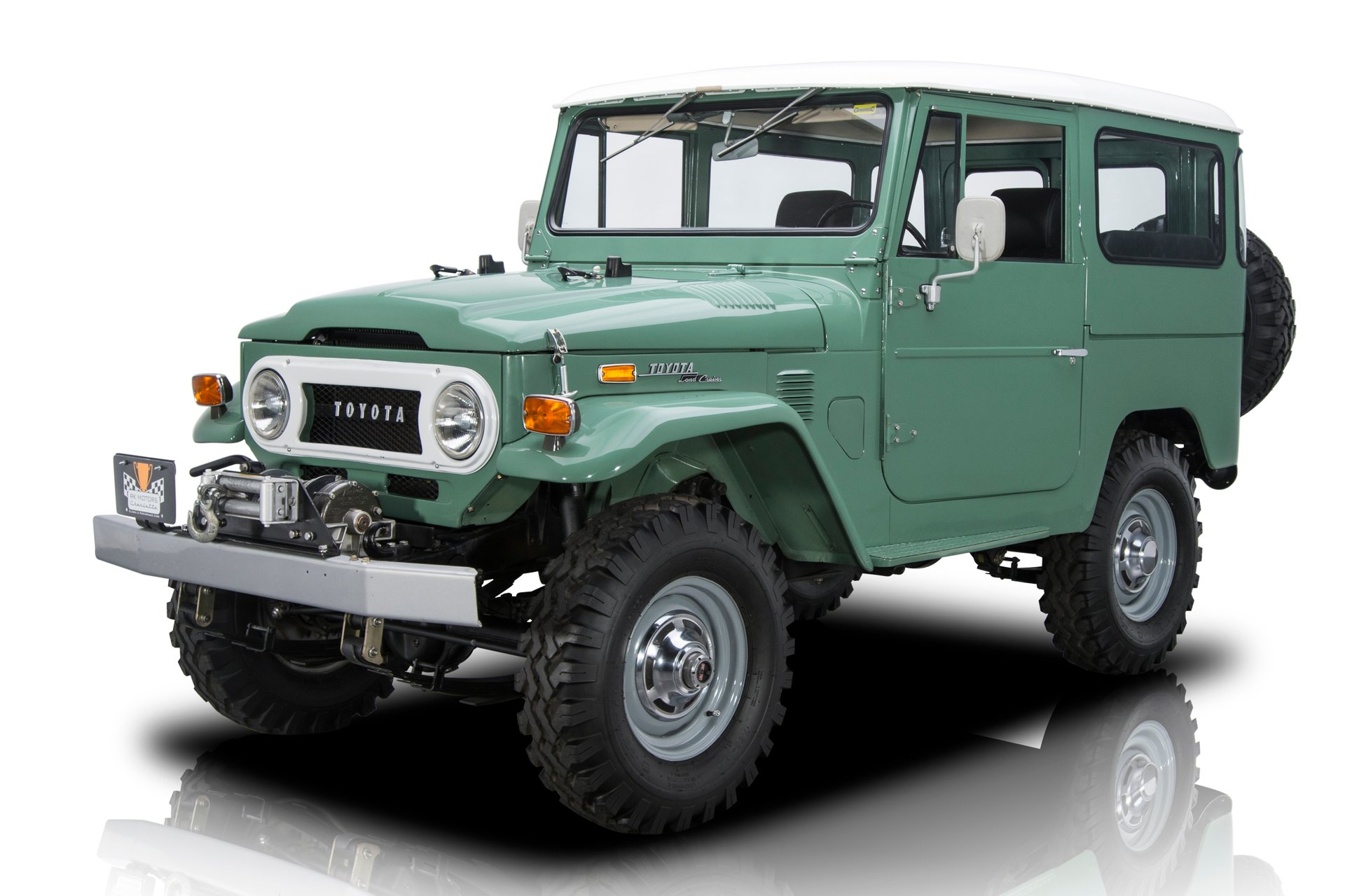 136081 1973 Toyota Land Cruiser Rk Motors Classic Cars And Muscle Cars For Sale