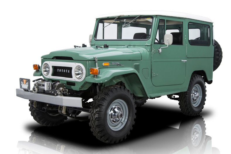 1973 Toyota Land Cruiser For Sale