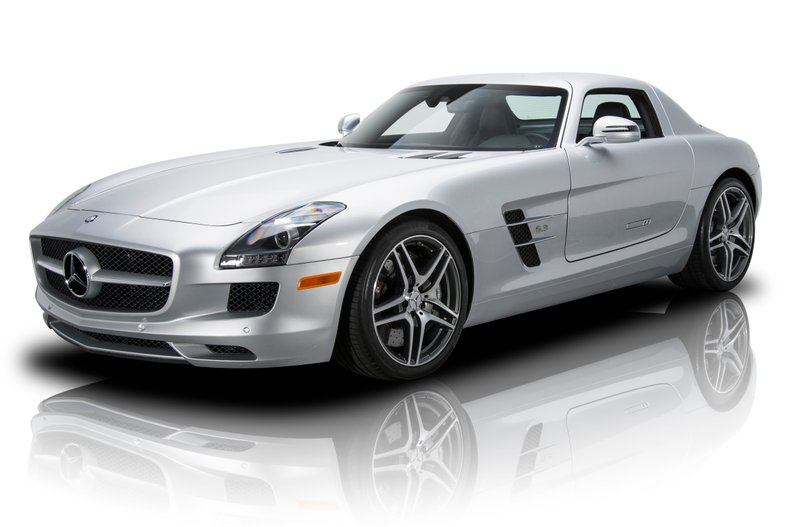 For Sale 2011 Mercedes-Benz SLS