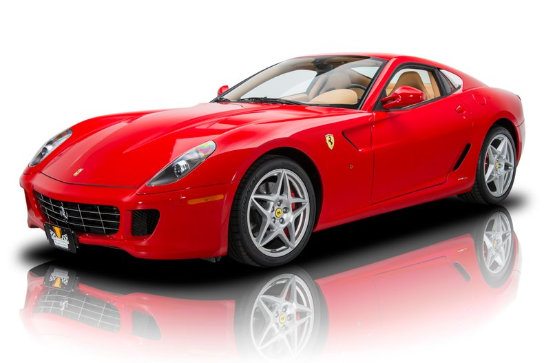 136098 2006 Ferrari 599 Rk Motors Classic Cars For Sale