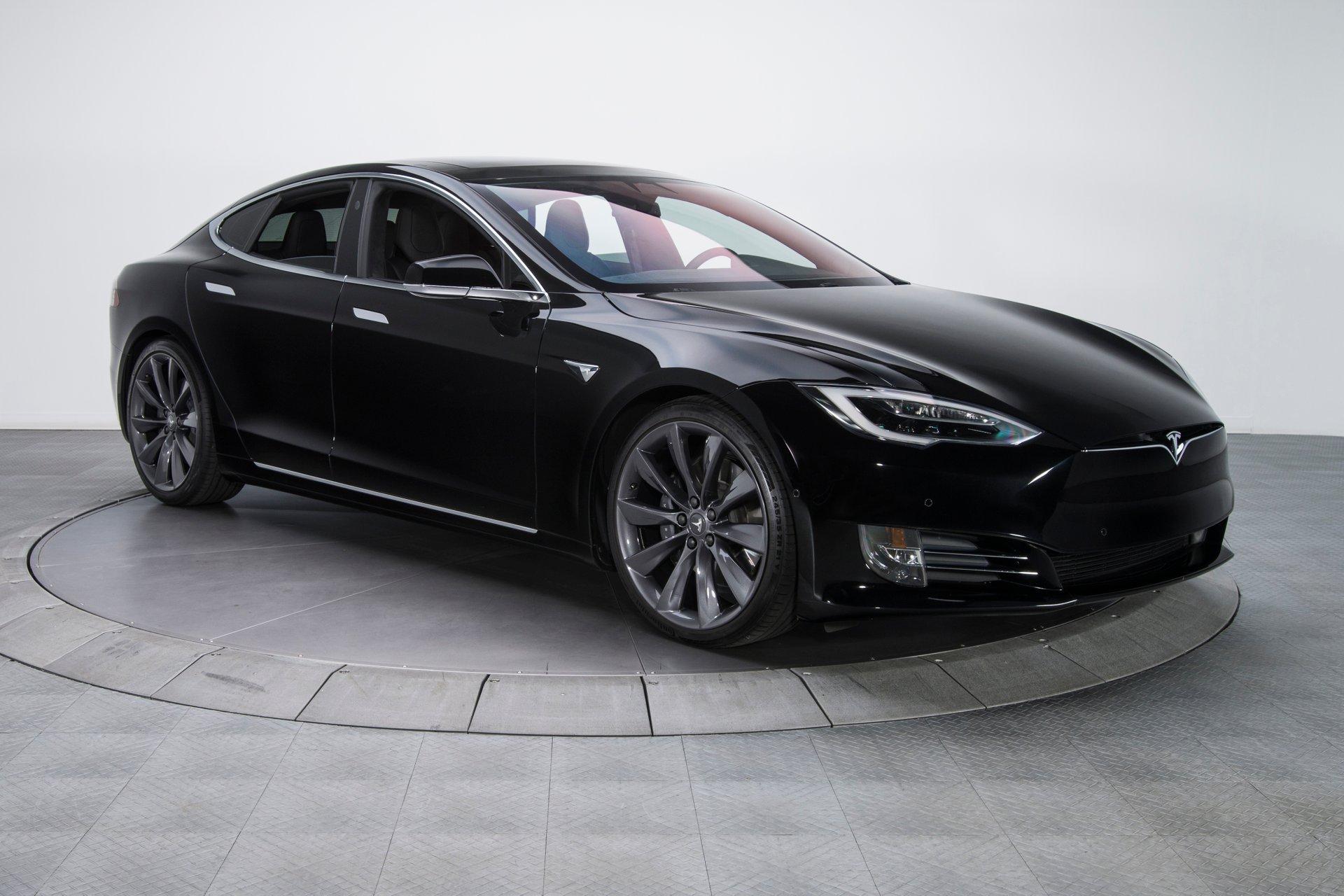 136107 2017 Tesla Model S Rk Motors Classic Cars For Sale