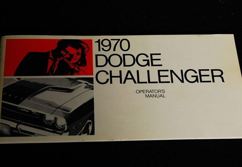 1970 Dodge Challenger 89