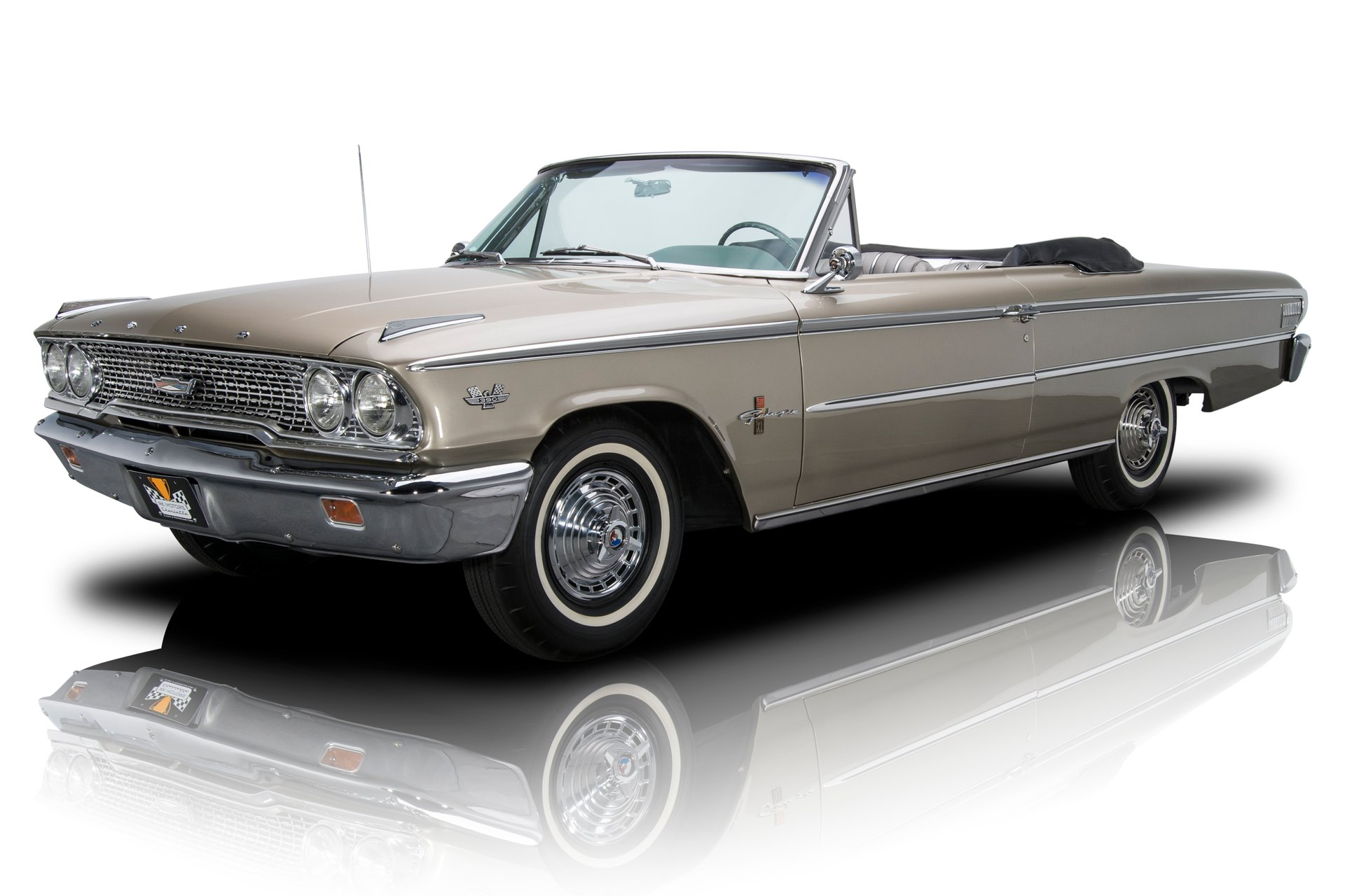 1963 ford galaxie 500 xl sunliner