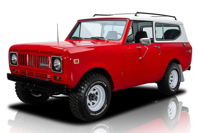 For Sale 1978 International Scout II