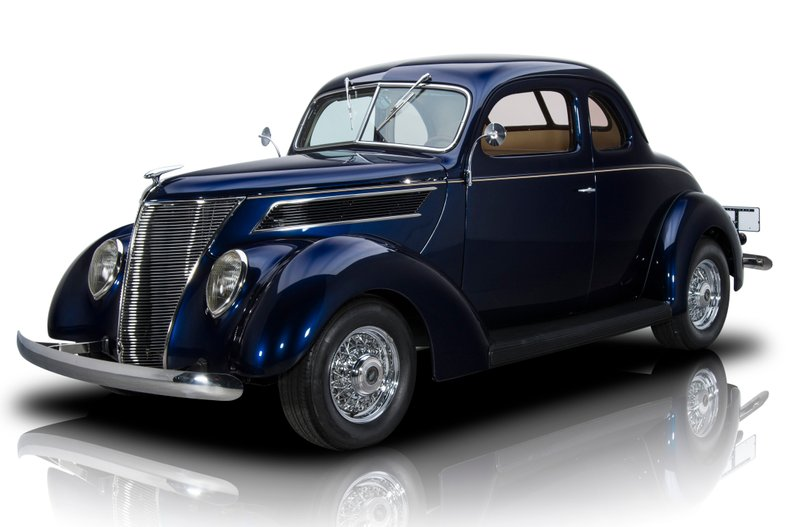For Sale 1937 Ford Deluxe Business Coupe