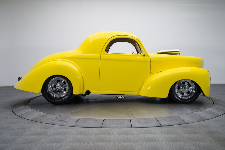 1941 Willys Coupe 9
