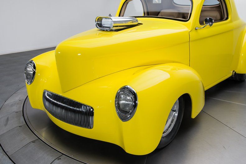 1941 Willys Coupe 11
