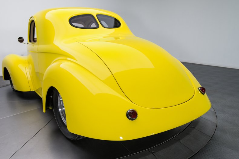 1941 Willys Coupe 23