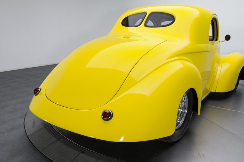 1941 Willys Coupe 20