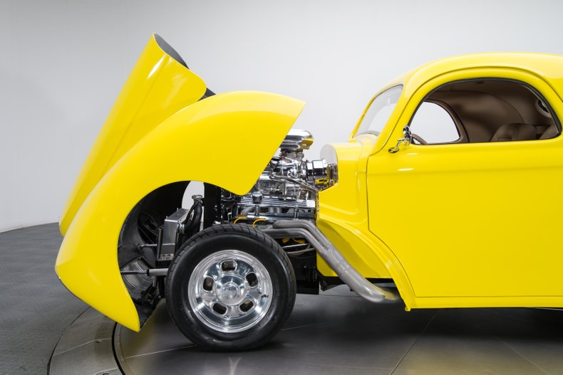 1941 Willys Coupe 40