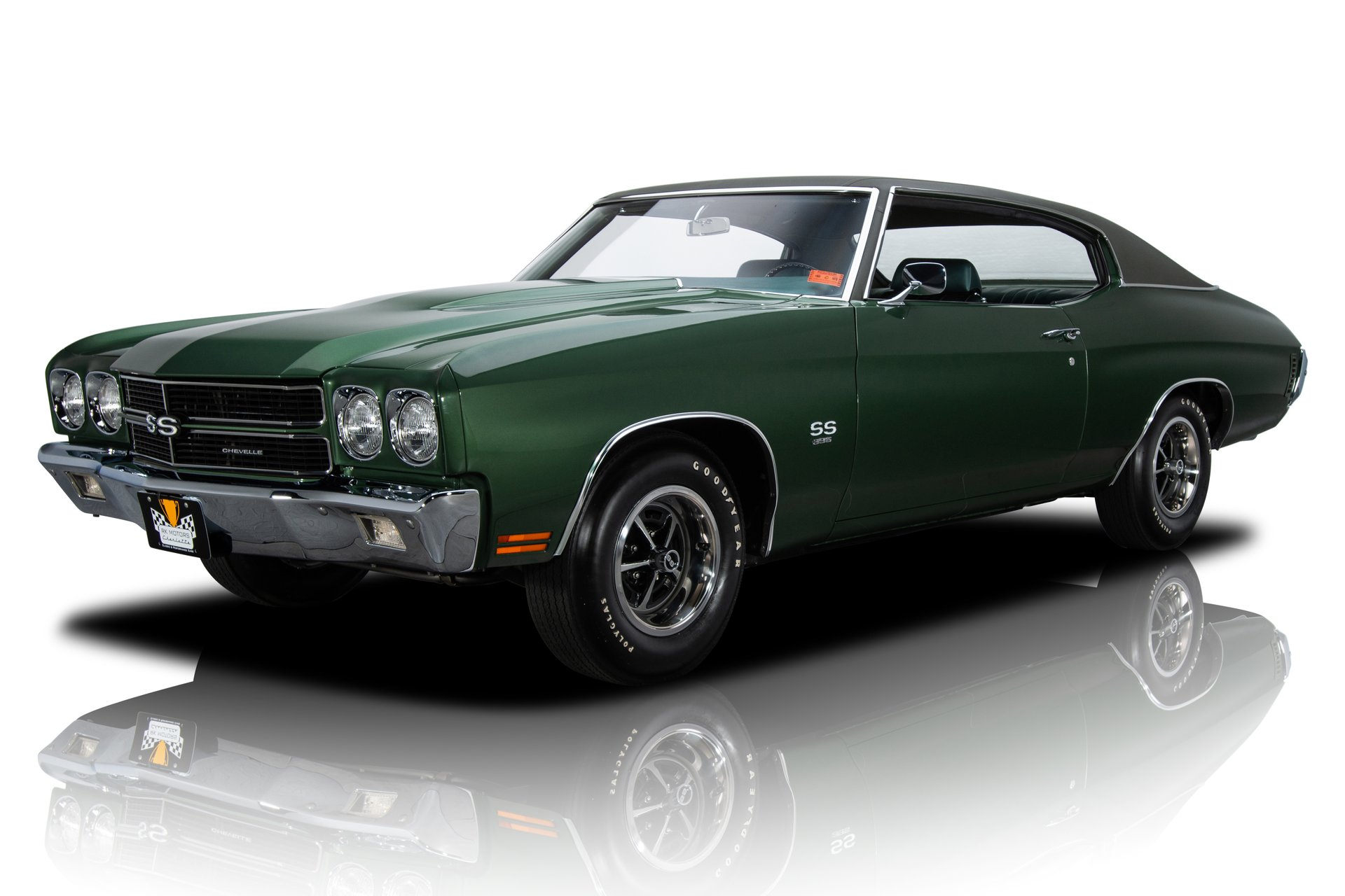 136177 1970 Chevrolet Chevelle RK Motors Classic Cars for Sale