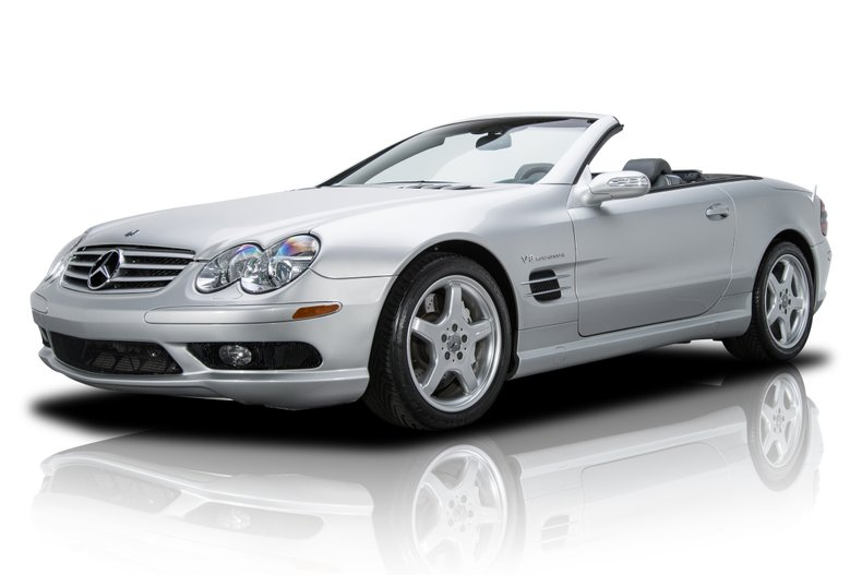 For Sale 2004 Mercedes-Benz SL55 AMG