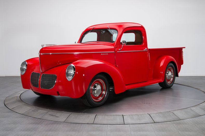 1940 Willys Pickup 67