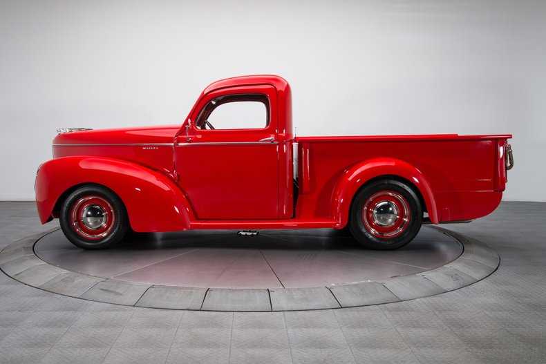 1940 Willys Pickup 10