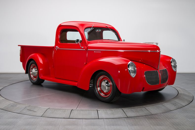 1940 Willys Pickup 7